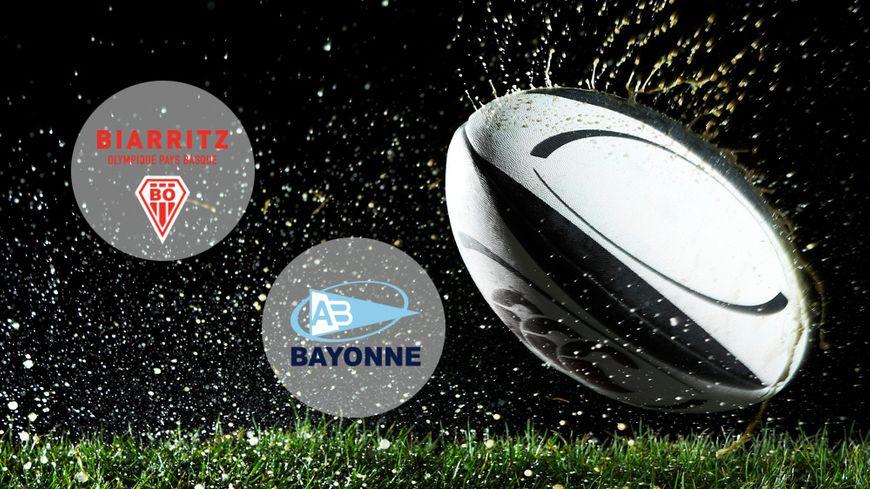 Sondage rugby, qui va remporter le derby basque de rugby ?