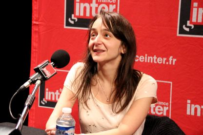 Marion Montaigne dans l'émission Par Jupiter à Angoulême