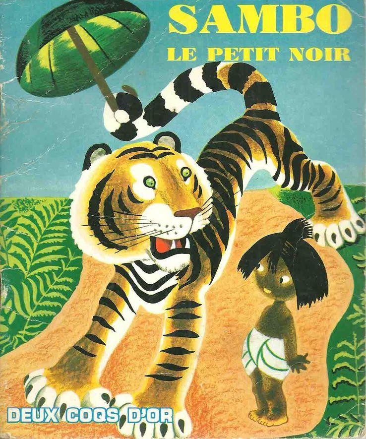 """""""Sambo le petit noir"""", dans son édition française de 1952"""