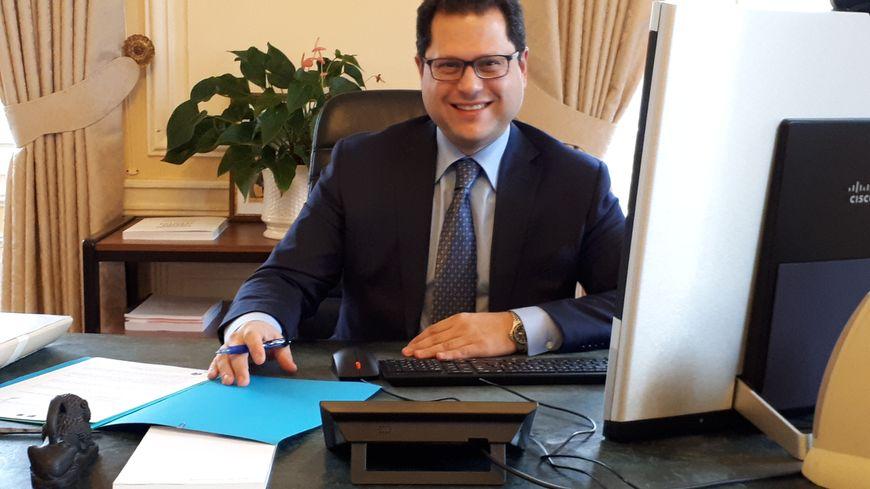 Ziad Khoury a pris ses fonctions de Préfet de la Haute-Saône ce 2 janvier