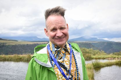Peter Sellars le 4 septembre 2015 à Telluride, Colorado.