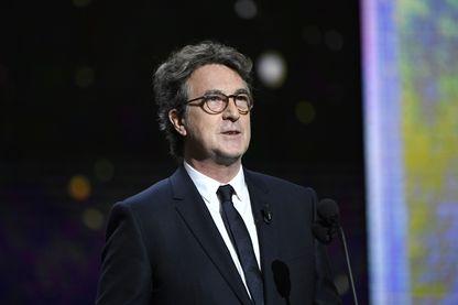 François Cluzet, 42e cérémonie des César à la salle Pleyel - Février 2017
