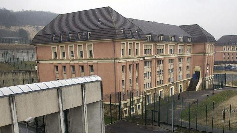A la prison de Montmédy dans la Meuse, l'expérimentation des téléphones en cellules existe depuis juin 2016