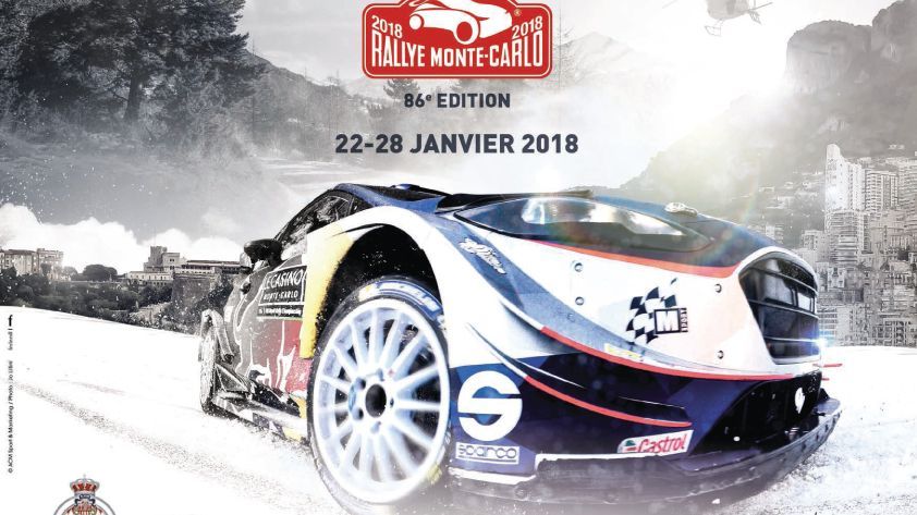 suivez le rallye monte carlo 2018 sur france bleu provence et gagnez un stage de pilotage. Black Bedroom Furniture Sets. Home Design Ideas