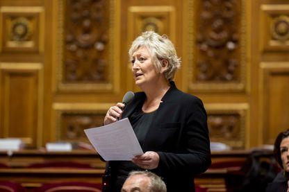Catherine Morin-Desailly, Présidente de la commission de la culture, de l'éducation et de la communication au Sénat