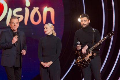 Garou présentera le groupe Madame Monsieur pour la chanson Mercy au concours de l'Eurovision 2018