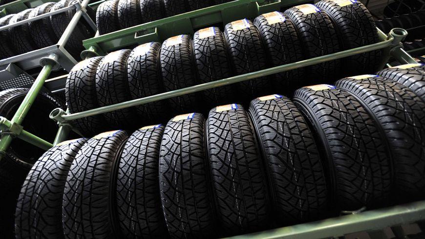 Une unité de production de pneus verts va être créée à Fos-sur-Mer (photo d'illustration).