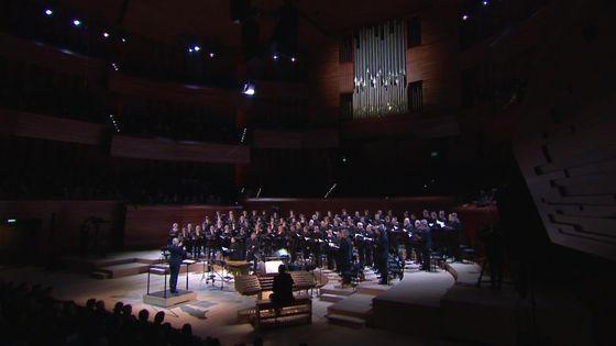 Le choeur et la Maîtrise de Radio France chantent les Chichester Psalms de Leonard Bernstein