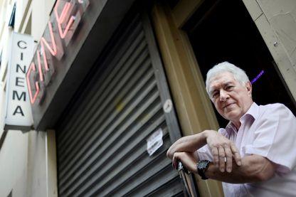 Maurice Laroche, le directeur du cinéma Le Beverley depuis 34 an, va tirer le rideau et prendre sa retraite