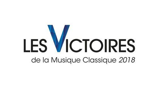 Logo des Victoires de la Musique Classique 2018