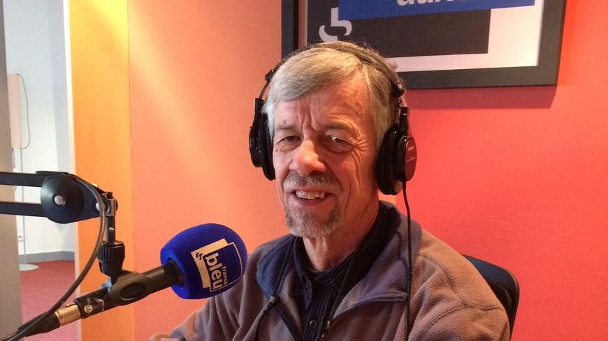 Gérard Lecole, président de l'association Cap saint Martin dans l'Yonne