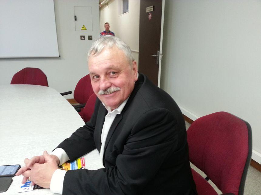Jean-François Longeot, ancien maire d'Ornans, est sénateur du Doubs.