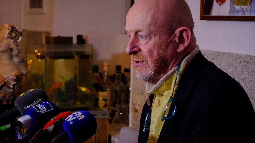 Jean-Marc FLORAND, avocat des parents d'Alexia DAVAL