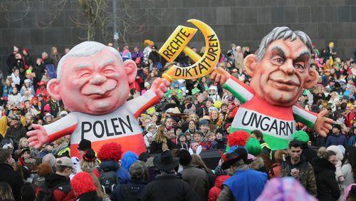 Épisode 1 : Aux marges de l'Union européenne : l'Etat de droit en sursis