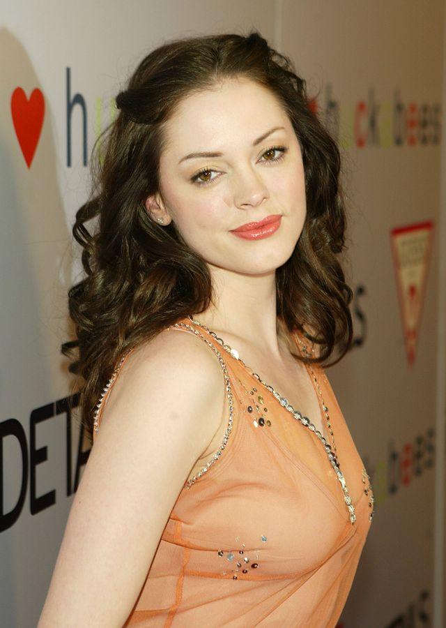 Rose McGowan en 2004 à l'époque de sa participation à la série Charmed (2001-2005)