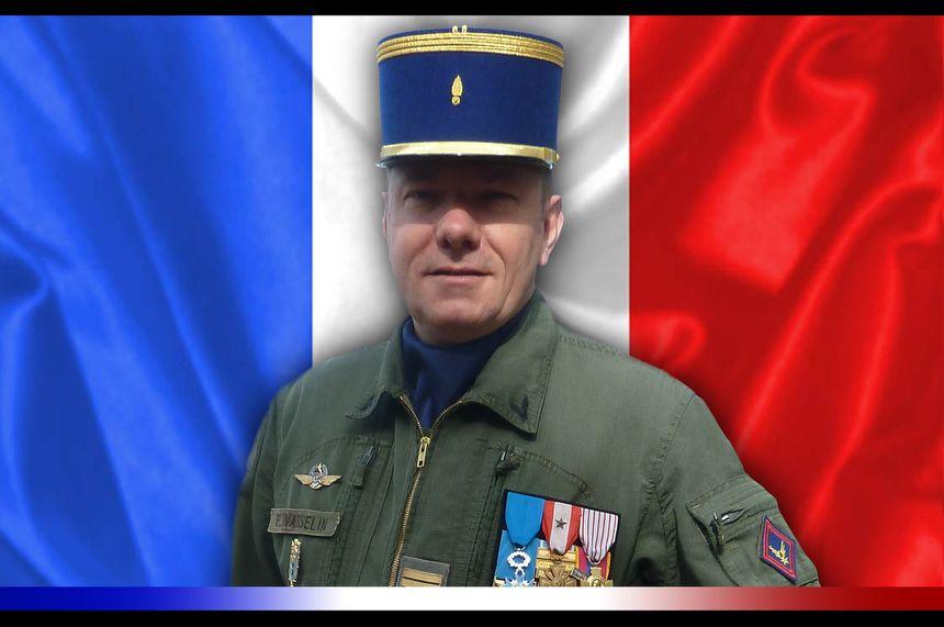 Le capitaine Patrick Vasselin