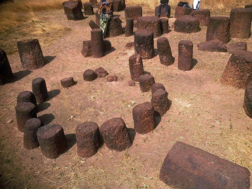 Mégalithes en Sénégambie