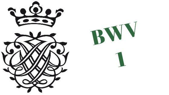 BWV 1