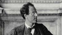 Gustav Mahler à Vienne en 1907 (1/5)