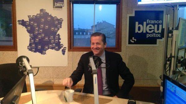 Bruno Belin, invité de France Bleu Poitou