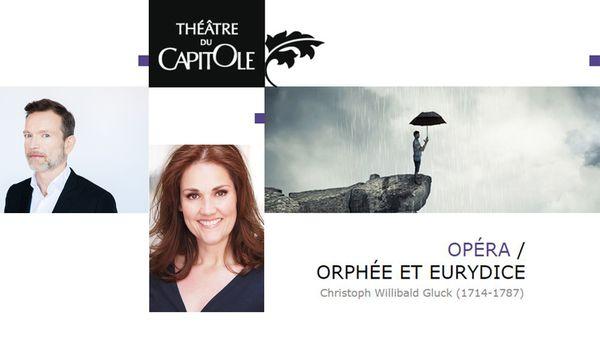 Christophe Rousset et Judith van Wanroij donnent «Orphée et Eurydice» de Gluck au Théâtre du Capitole de Toulouse