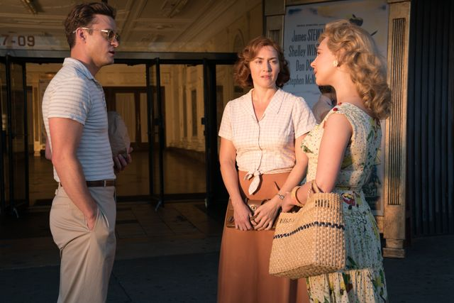 "Justin Timberlake, Kate Winslet et Juno Temple : le triangle amoureux de ""Wonder Wheel"""