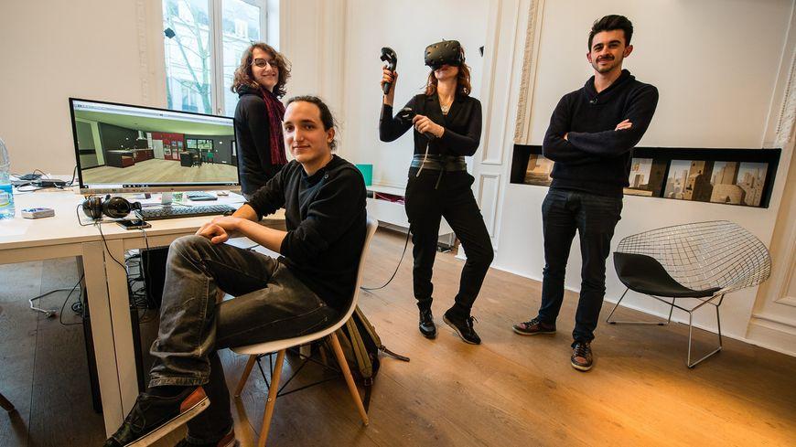 Virtual Game à Rennes est une nouvelle adresse pour tester la réalité virtuelle en s'amusant.