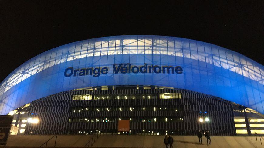 Le Stade Vélodrome (Marseille)
