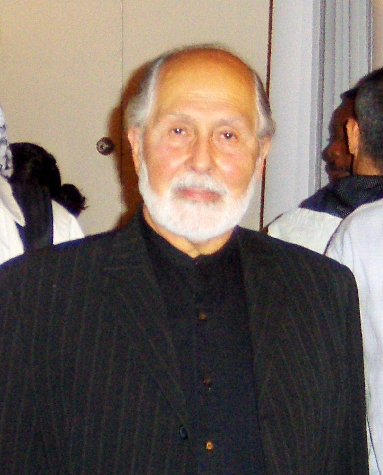 Hossein Nasr au MIT (Massachusetts Institute of Technology) le 1er octobre 2007