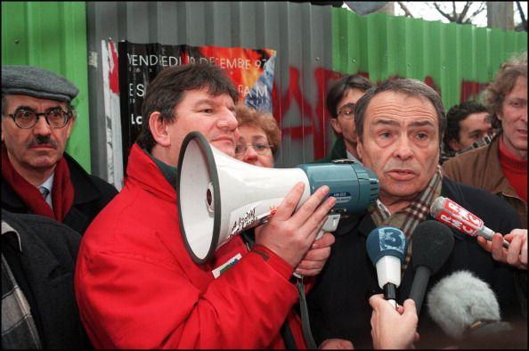 à Paris le 16 janvier 1998
