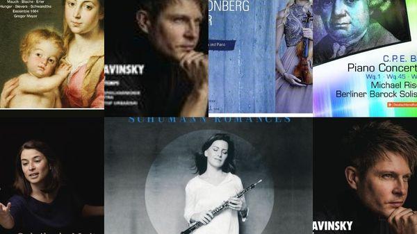 Actualité du disque : Schumann, Enescu, Stravinski...
