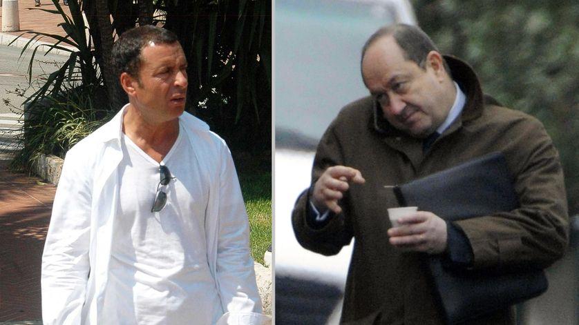 Alexandre Djouhri et Bernard Scquarcini