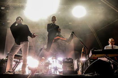 """Franz Ferdinand vient de sortir un nouvel album, """"Always Ascending"""""""