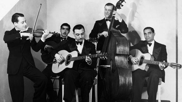 Django Reinhardt : du bal au Hot Club (1928-1937)