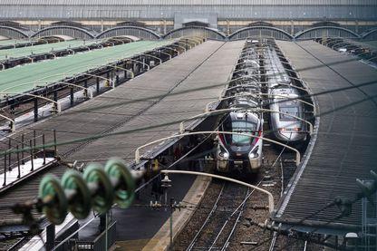 La réforme ferroviaire fait craindre aux salariés de la SNCF une dégradation de leurs conditions de travail. (Photo d'illustration)