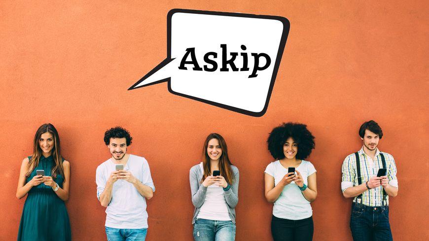 """Le mot """"Askip"""" dans le Dico des Ados"""""""