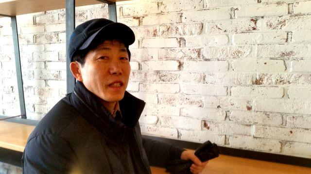 Park Sang-hak est totalement opposé à la participation de la Corée du Nord