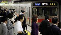 Dans le métro à Tokyo, Debussy et Chopin détendent les voyageurs