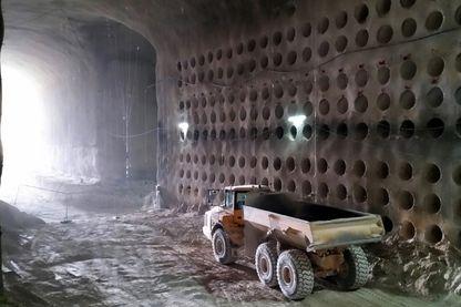 Un cimetière souterrain sous Jérusalem