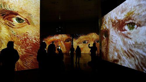 Lecture des lettres de Vincent Van Gogh à son frère Théo