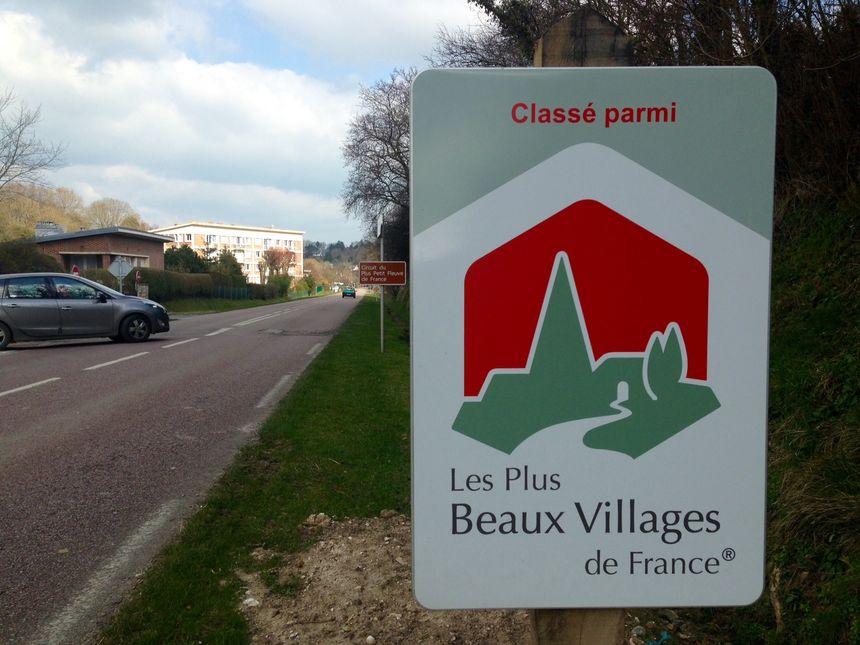 La candidature de Veules-les-Roses pour être classé parmi les plus beaux villages de France date de septembre 2017
