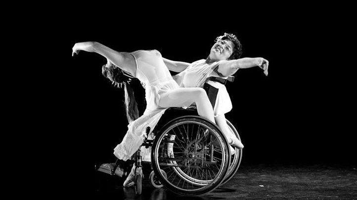 Danser avec son handicap, c'est possible !