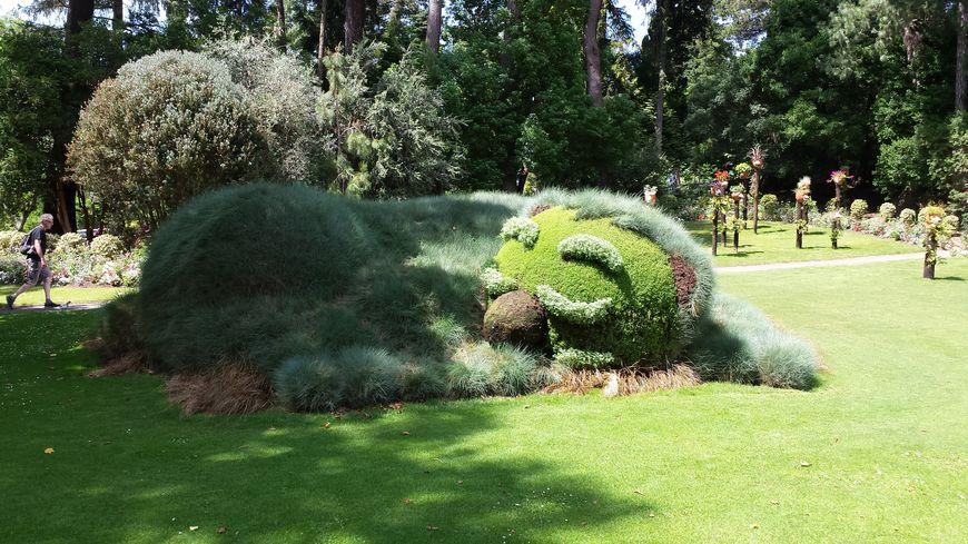Et si vous alliez faire du camping au jardin des plantes de Nantes ?