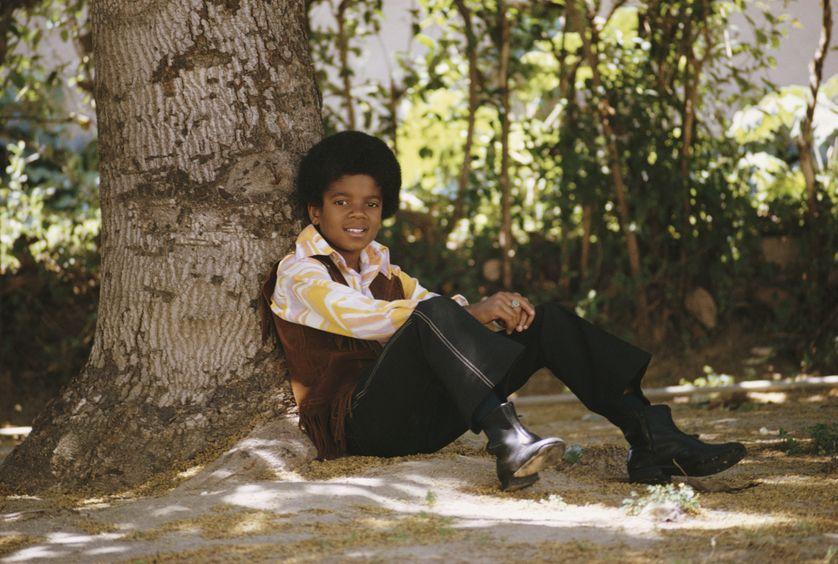 Michael Jackson en avril 1970