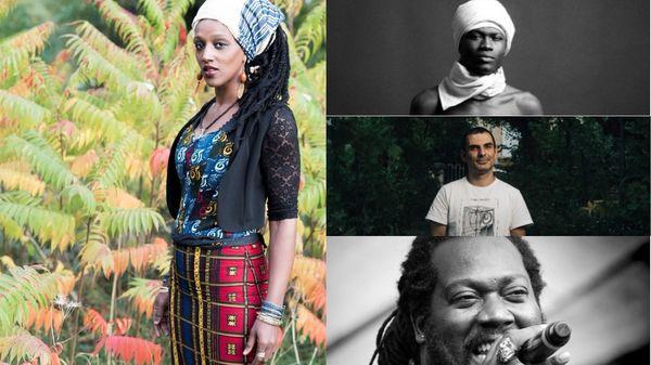 Soirée exceptionnelle reggae, avec Brain Damage, Puppa Lëk Sèn, Eden Fight et Mo'Kalamity