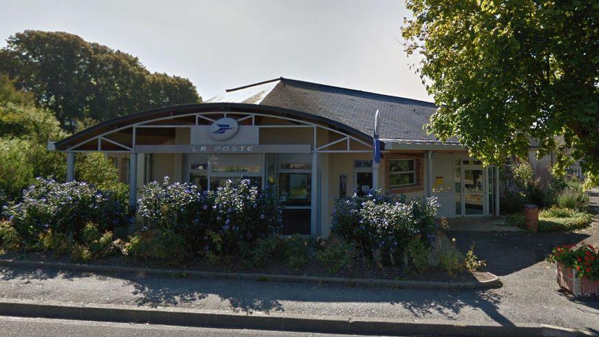Le bureau de poste de Lassay les Châteaux est menacé (capture écran)
