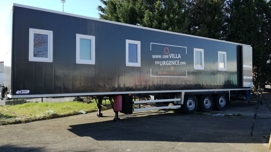 Le camion frigorifique aménagé