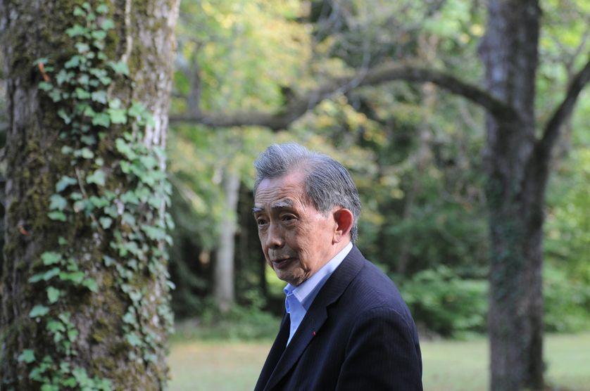 L'académicien François Cheng