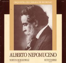 Alberto Nepomucceno, vinyle classique, Anne Voisin