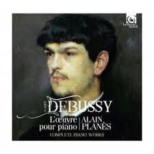 Debussy, l'oeuvre pour piano d'Alain Planès